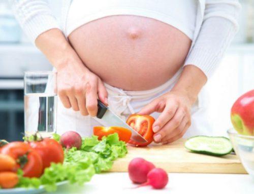 Εγκυμοσύνη και διατροφή